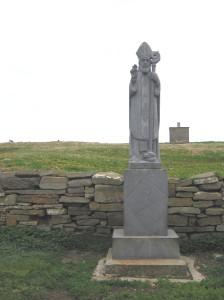 St Pat at Downpatrick